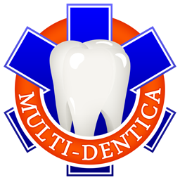 Multi Dentica logotyp